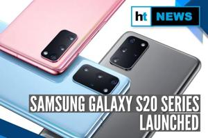 Samsung Galaxy S20 phones launched: Here's what's new