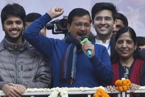 Others bite the dust as AAP sweeps Delhi again