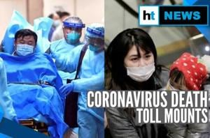 Coronavirus: Death toll in China's Hubei province surges by 242 in a day