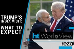 Donald Trump's visit to India: Will India-US clinch a trade package?