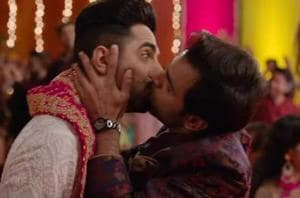 Ayushmann Khurrana thought India is ready for film on homosexuality after seeing two men kiss in a mall