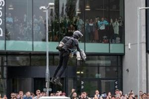 Flying to work can soon be possible thanks to 'Marvel man'