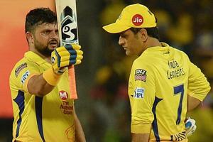 IPL 2020: MS Dhoni is best captain India ever had - Suresh Raina