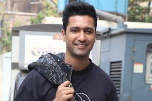 Vicky Kaushal says the Takht team is being 'as sensitive as possible' about being historically accurate
