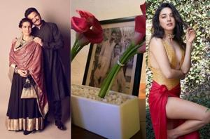 Valentine's Day 2020: Shahid Kapoor-Mira Rajput fill home with flowers, Anil Kapoor reveals his secret superpower