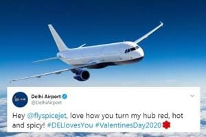 Valentine's Day 2020: Delhi Airport's flirty tweets for airlines are creatively hilarious