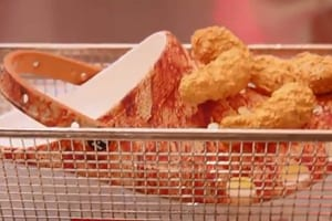 KFC teams up with Crocs for fried chicken-themed shoes, Twitter has thoughts