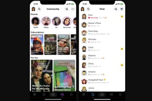 Snapchat is testing a major redesign including breaking-news headlines, new home for Snap Map