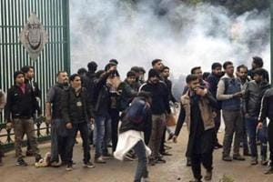 'Will investigate it': Delhi police takes note of the video 'proof of police brutality' on Jamia students