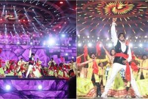 Ranveer Singh pays special tribute to RD Burman at Filmfare Awards