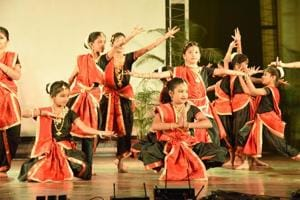 Mumbai school events: Thane students celebrate annual day