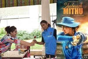 Mithali Raj believes Taapsee Pannu 'will be able to ape' her skill at some level in Shabaash Mithu