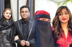 AR Rahman's daughter Khatija trolled by Taslima Nasreen for wearing burqa, replies 'Google up what true feminism means'
