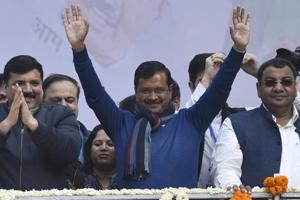 Arvind Kejriwal, 6 others to take oath today- A look at likely AAP ministers