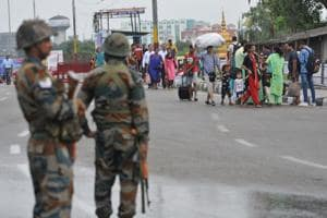 Section 144 imposed in UP district for two months