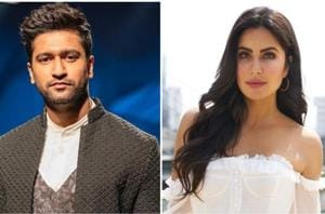 Vicky Kaushal is asked if he's dating Katrina Kaif- He says 'I don't want to open up about anything'