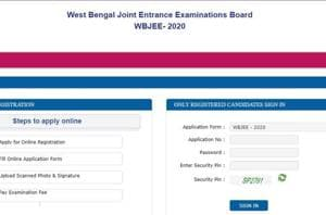 WBJEE answer key 2020 released at wbjeeb-nic-in, check details here