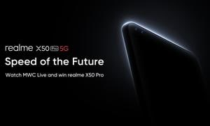 Realme X50 Pro 5G confirmed to get 90Hz Super AMOLED screen