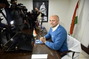 Delhi govt to present its budget after Holi, says deputy CM Manish Sisodia