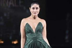 I am a hidden model: Kareena Kapoor turns showstopper for Amit Aggarwal's LFW grand finale showcase