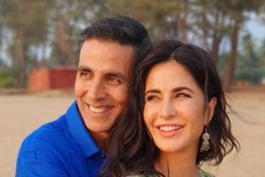 Sooryavanshi: Akshay Kumar condenses working with Katrina Kaif in one pic