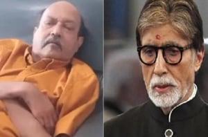 'Regret my overreaction against Amitabh Bachchan': Amar Singh