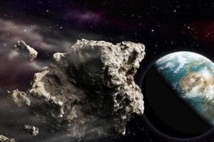 Asteroids: 'Minor Planets' in space