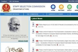 SSC Phase 7 result declared at ssc-nic-in, here's how to check