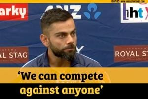 'We'll adapt to what comes in front of us': Virat Kohli ahead of 1st NZ...