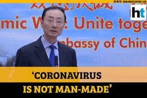 Coronavirus is not man-made, originated from nature: Chinese envoy