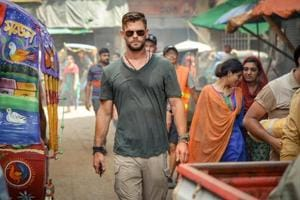 Chris Hemsworth's Dhaka renamed Extraction; here's your first look
