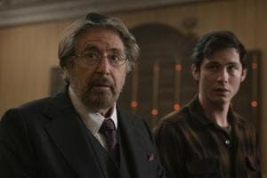 Hunters review: Al Pacino and Amazon lead a new gang of Inglourious Basterds in aggressively average show