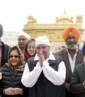 We have 'best relations' with Sikhs in Nepal, says Gyanendra at Golden Temple