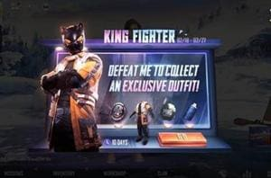 PUBG Mobile King Fighter event: How to play and how to win