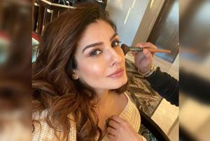 Raveena Tandon on actresses being accused of undergoing plastic surgery: 'Heroes do it too, why point fingers at women?'