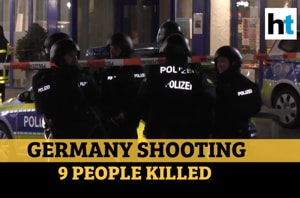 Germany shooting: 9 people killed, suspect found dead by cops