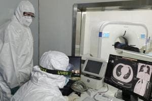 The coronavirus outbreak is threatening to put a dent in the global economy, with China paralysed by vast quarantine measures and major firms such as iPhone maker Apple and mining giant BHP warning it could damage bottom lines.