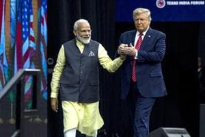 'Trump platter, baked delicacies': Traditional welcome in store for US prez