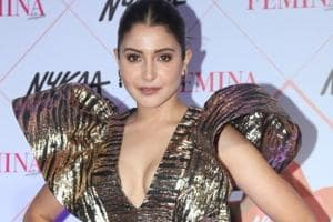 Anushka Sharma shares 'cool, icy, glittery' shot from Dabboo Ratnani's 2020 calendar- See here
