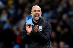 Guardiola takes swipe at Barcelona over Manchester City's Euro ban