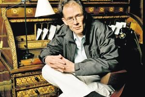 William Gibson is out with his new sci-fi novel