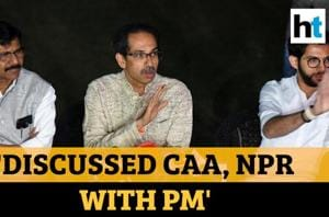No one needs to fear CAA, NPR: Uddhav Thackeray after meeting PM Modi