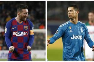 Lionel Messi talks about Real Madrid's struggle after Ronaldo's departure