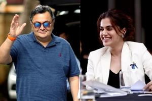 Taapsee Pannu, Rishi Kapoor congratulate Team India after they clinch first win in Women's T20 World Cup