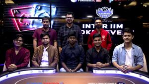 IIM students embrace poker and prepare for the National Poker Series