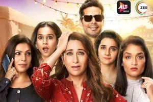 Karisma Kapoor's web series Mentalhood to release in March, Dino Morea, Sandhya Mridul, Shruti Seth join cast