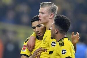 'Play until I'm 100': Jadon Sancho wants to keep breaking records with Haaland