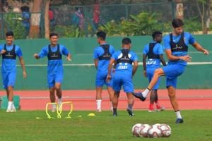 Kalinga Stadium to host India's FIFA World Cup qualifier against Qatar