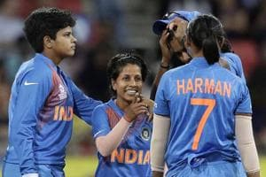 ICC Women's T20 World Cup: Yadav fires India to 17-run win over Aus