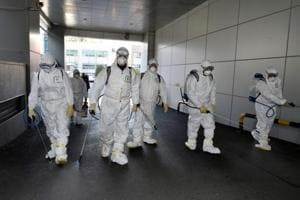 Coronavirus reaches Chinese jails, sparks new fears of cluster cases